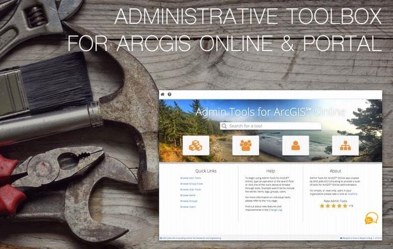 Esri Business Partner, GEO Jobe, Announces Release of Admin