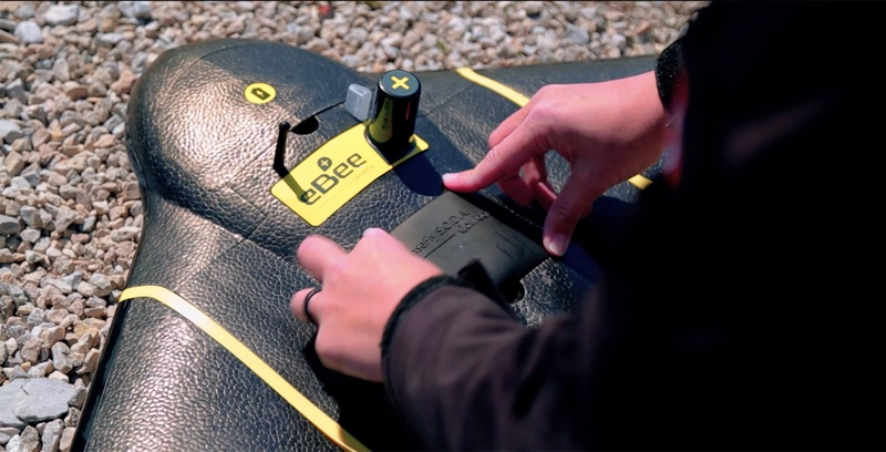 senseFly to launch industry-specific solutions at INTERGEO 2017