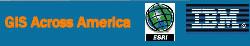 GIS Across America Logo