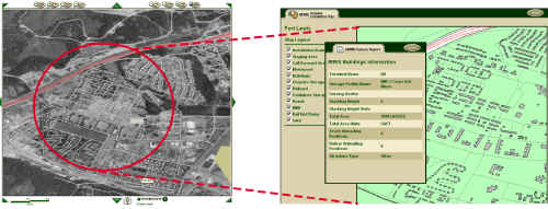 Military combines gis and location technology to create online