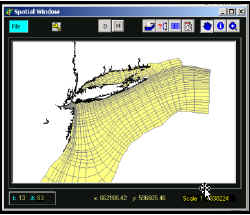 Product Overview: GIS Interface for State-of-the-Art Natural Waters