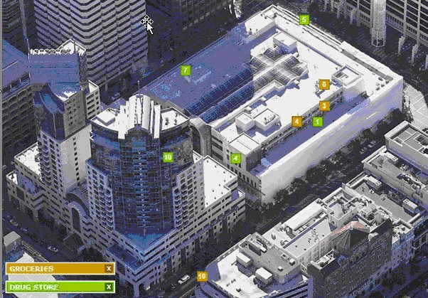 Microsoft's MSN Virtual Earth: The Map Is The Search Platform