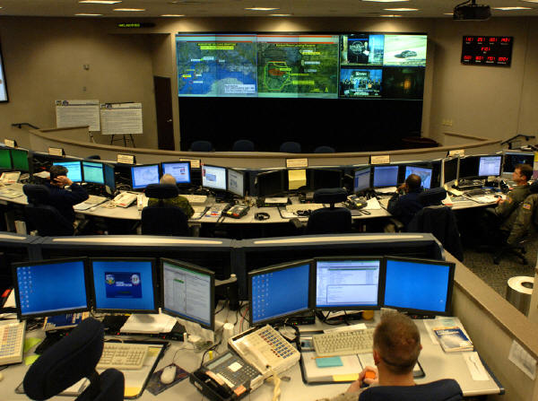 Consequence Management Goal Of Northcom Gis