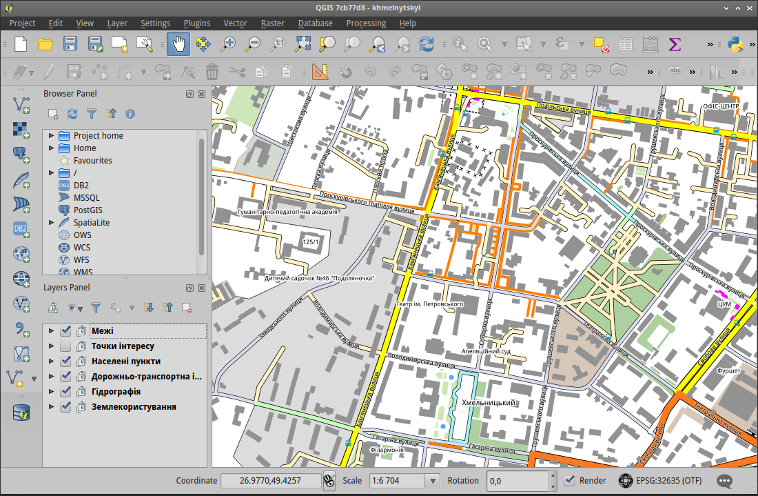 QGIS 2 14 1 is Now Available