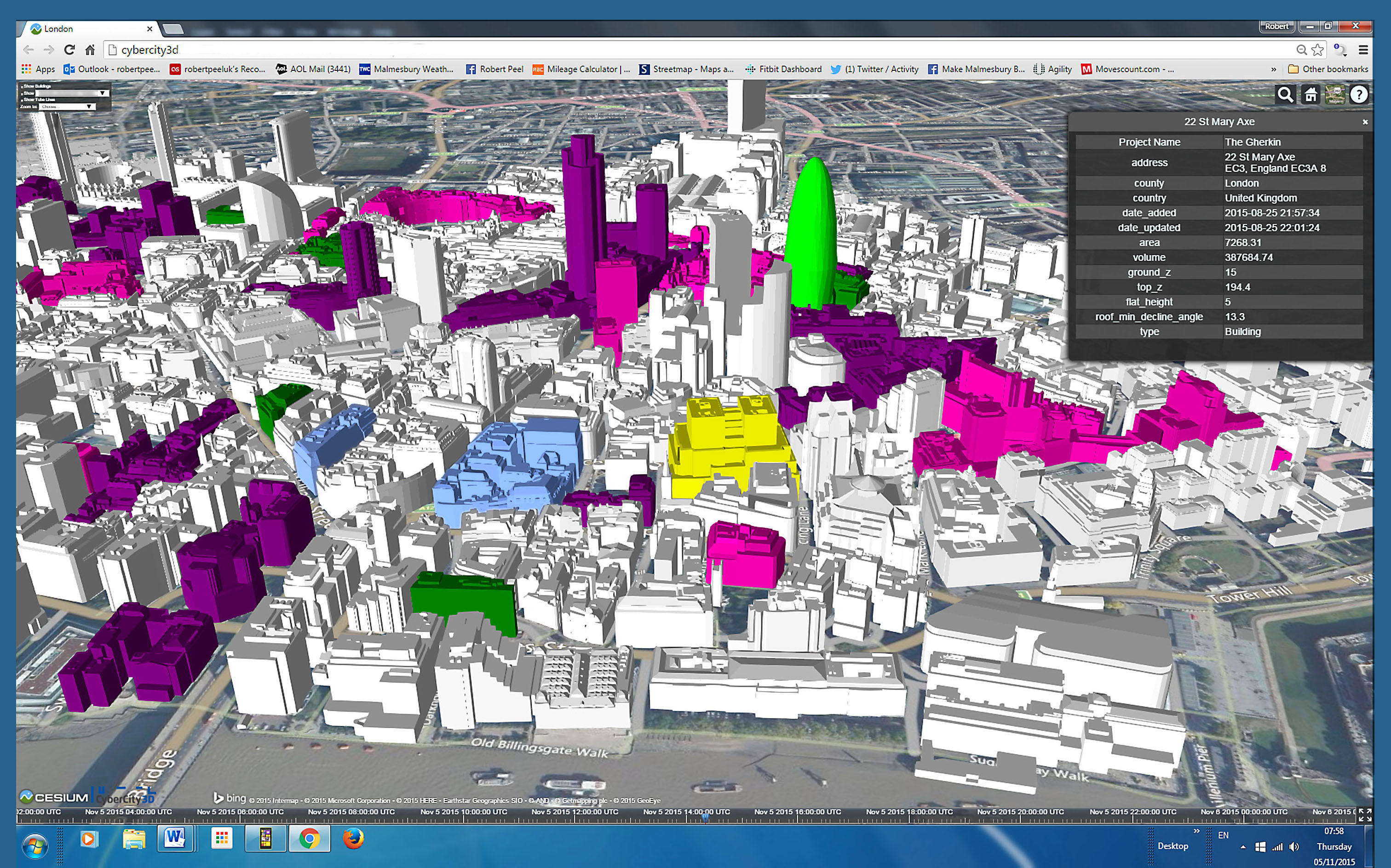 Cybercity 3d creates 3d interactive maps to help cities visualise cybercity 3d creates 3d interactive maps to help cities visualise their future gumiabroncs Image collections