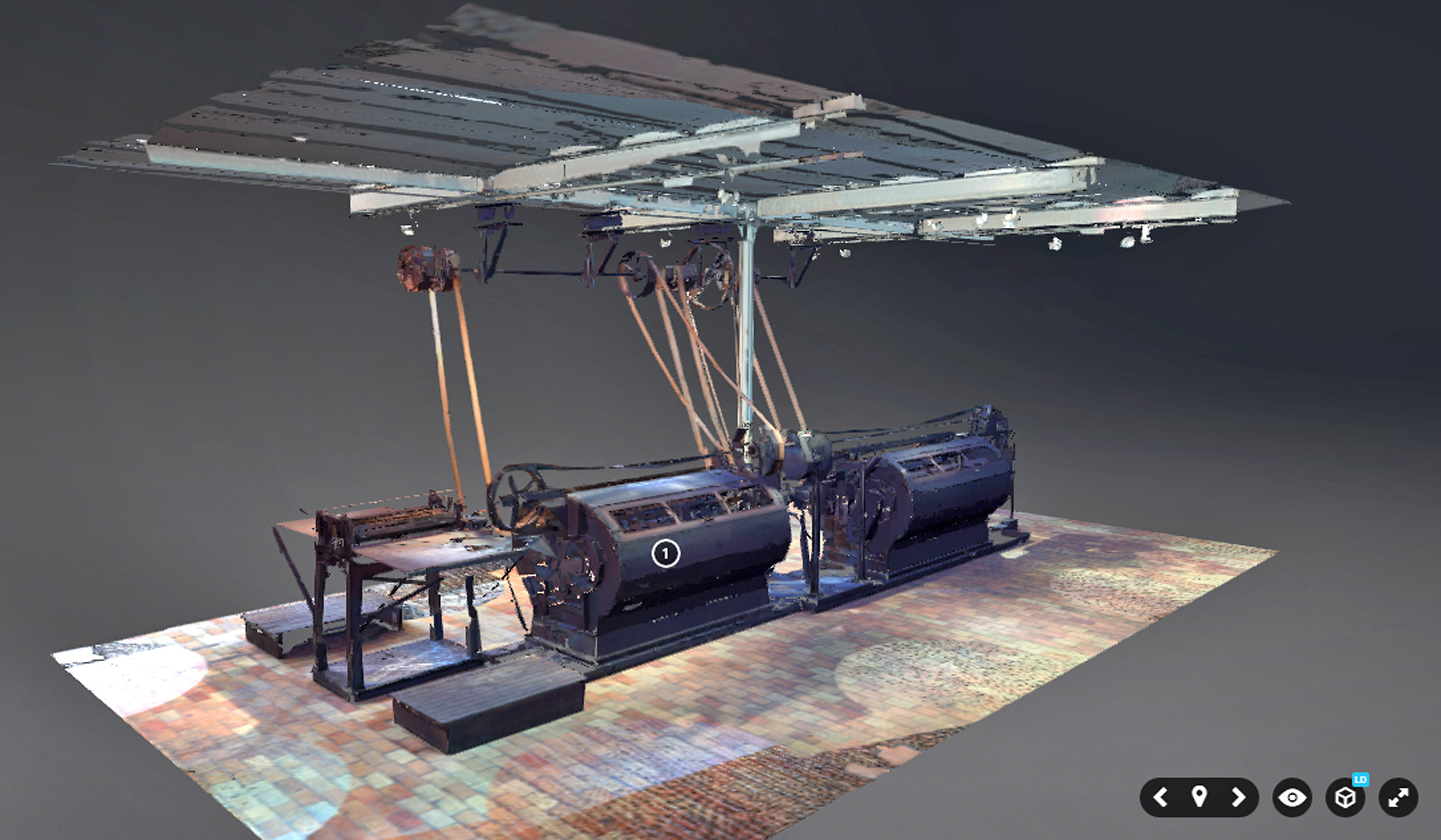 Arithmetica Harnesses Online Power of Sketchfab for
