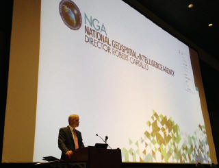 NGA Director Cardillo Delivers Keynote Address at GEO-Energy