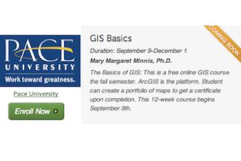 Lessons Learned: GIS Basics MOOC